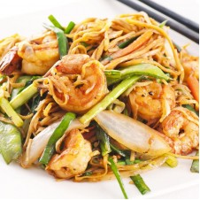 Pansit Canton by Gerry's Grill