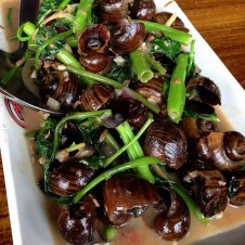 Ginataang Kuhol by Gerry's Grill