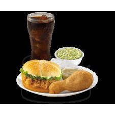 Zinger Fully Loaded by KFC