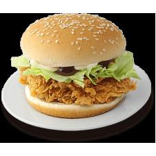 Spicy Gangnam Junior by KFC