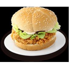 Spicy Gangnam Zinger by KFC