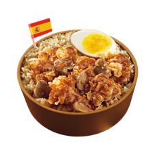 Spanish Salpicao by KFC