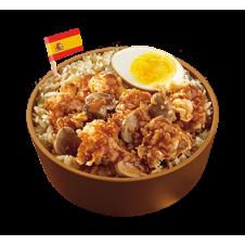 Spanish Salpicao by KFC