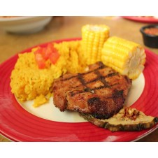 Pacific Grilled Pork Chop by TGIF
