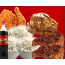 Kenny Rogers 2-3 persons