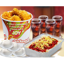 Jollibee Package Deal