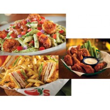 Chili's Package Deal 10-12 persons