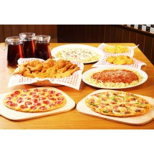 Shakey's Package deal 8-10 persons