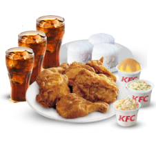 KFC Package Deal 2-3 persons