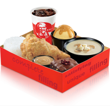 Fully Loaded Meal by KFC