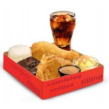 2pcs Fully Loaded by KFC