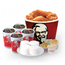 KFC Bucket Mea 8 pcs by KFC