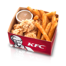 KFC Snack Box by KFC