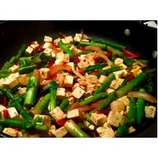 Asparagus With Tofu by Max's