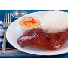 Chicken BBQ Meal by Goldilocks