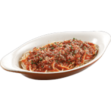 SPAGHETTI BOLOGNESE WITH MEATSAUCE