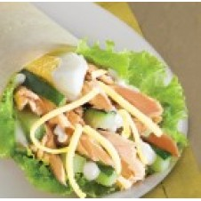 Tuna Salad Wrap by Chowking