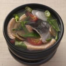 Sinigang Na Ulo At Tiyan Ng Salmon by Max's
