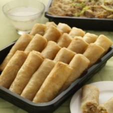 Cater Tray Fried Mini Lumpiang Ubod by Max's