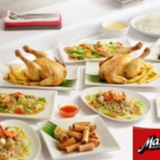 Max's Per Table Menu 4(for 5) by Max's