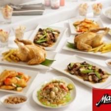 Per Table Menu 2 (Full Set) by Max's
