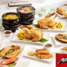 Max's Per Table Menu 6 (for 5) by Max's
