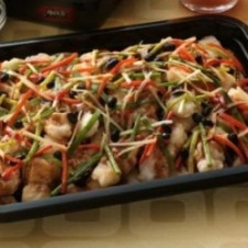 Cater Tray Fish Fillet In Black Bean Sauce by Max's