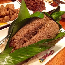 Adobong Puso Rice by Gerry's Grill