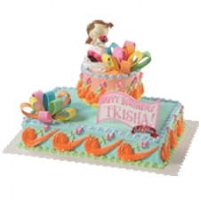 Blissful Day Cake by Red Ribbon