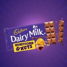 Cadbury Honeycomb & Nuts