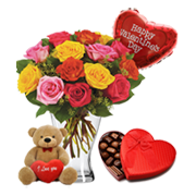 Combo Gifts with Flowers