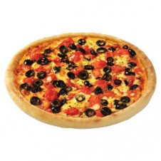 Kalamata Tomato Pizza by Domino's Pizza