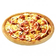 Potato Pizza by Domino's Pizza