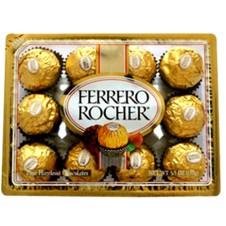 12pcs Ferrero Rocher