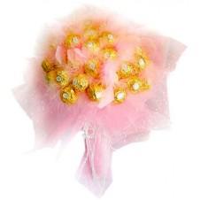 Ferrero Pink  Bouquet