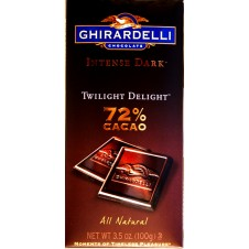 Ghirardelli Intense Dark: Twilight Delight