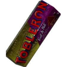 Toblerone Fruit & Nut Chocolate Bundle 6 x 100g