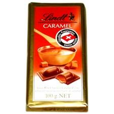 Lindt Caramel Chocolate 100g