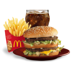 Big Mac by Mc Donalds