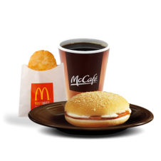 Hamdesal by Mc Donalds