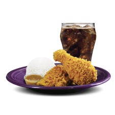 2pcs Chicken Mcdo with Rice by Mc Donalds