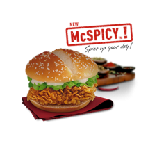 McSpicy by Mc Donalds