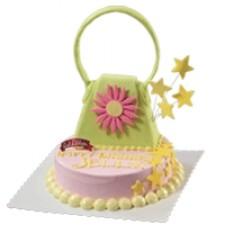 Handbag Cakes by Red Ribbon