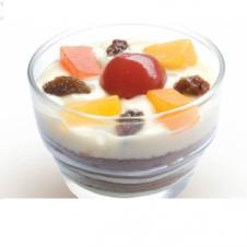 Creamy Fruit Fiesta by Rufos Restaurant