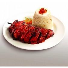 Chicken Barbeque by Rufos Restaurant