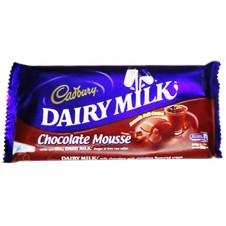 Cadbury Dairy milk Chocolate Mousse 180 g. (NEW)