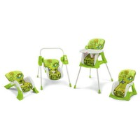 Babies Chair, Rocker, and Carrier