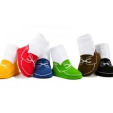 Baby Socks and Booties