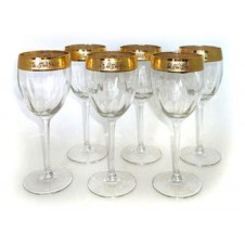 Wine Glass Set for 6