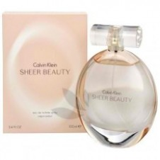CK Calvin Klein Sheer Beauty EDT Perfume for Women 100ML
